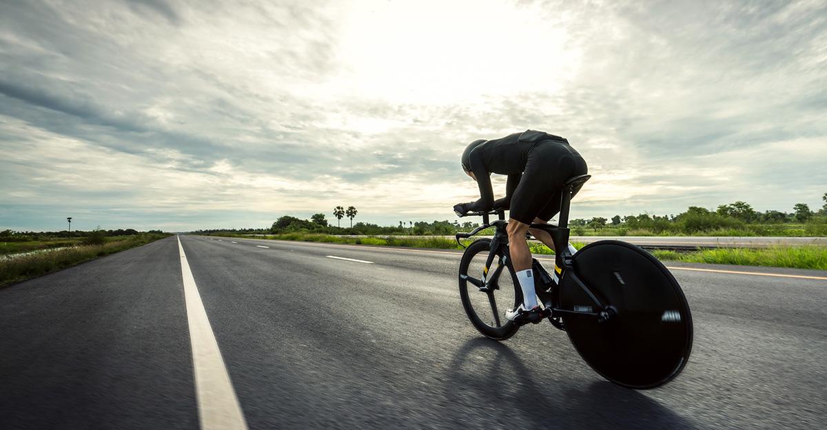 Echtzeit-Messsystem zur Erfassung der Aerodynamik beim Rennradfahren